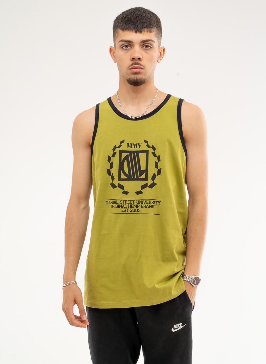 Koszulka Tank Top DIIL Laur Klasyk Khaki