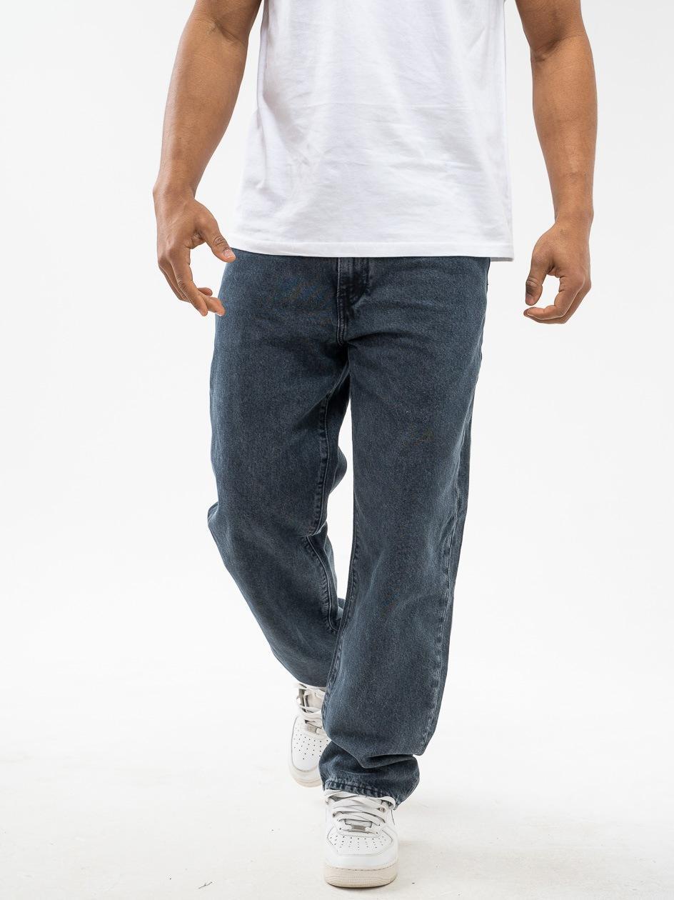 Spodnie Jeansowe Levis Stay Loose Sprane Czarne