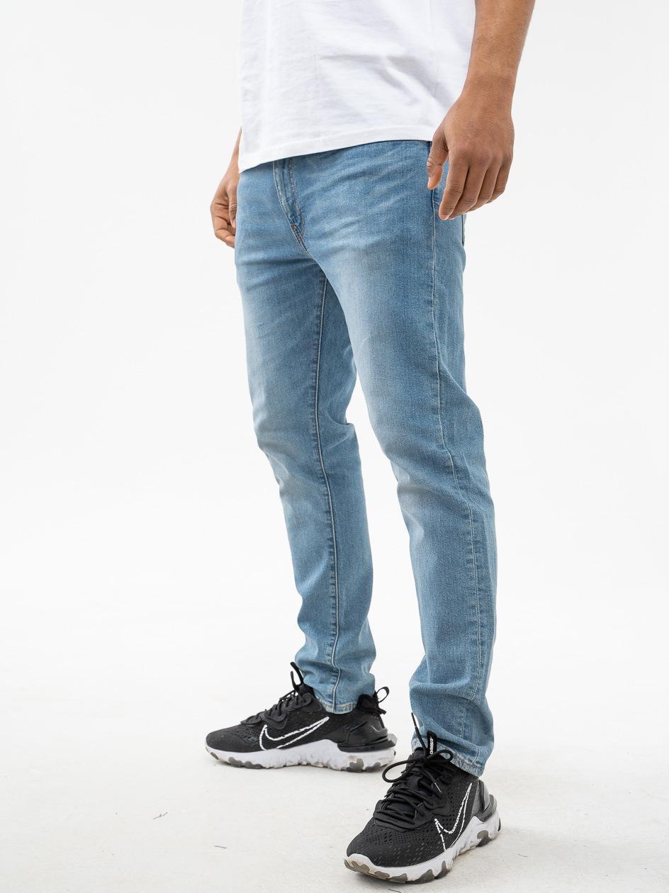 Spodnie Jeansowe Slim Levi's 512 Jasne Niebieskie
