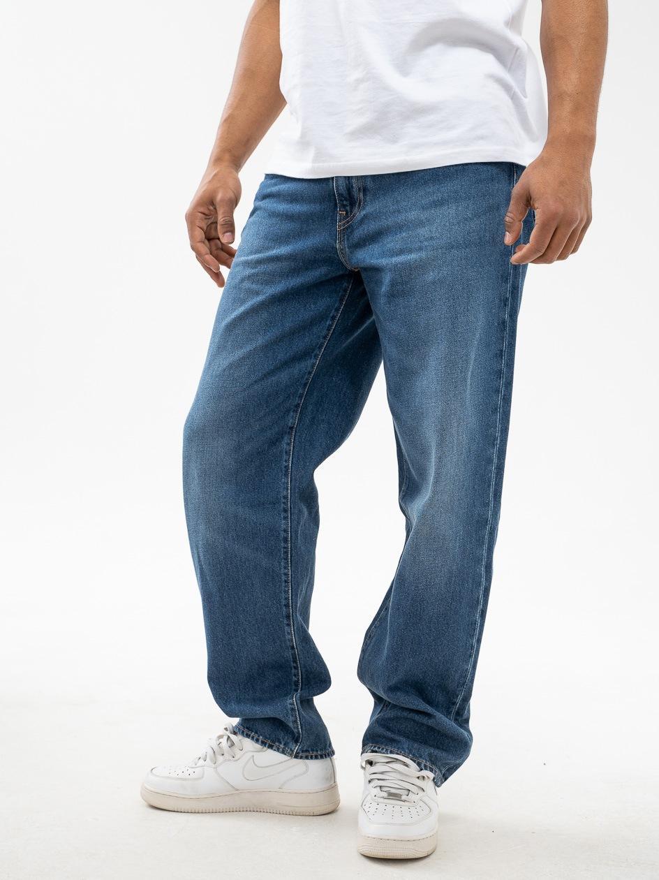 Spodnie Jeansowe Levis Stay Loose Niebieskie