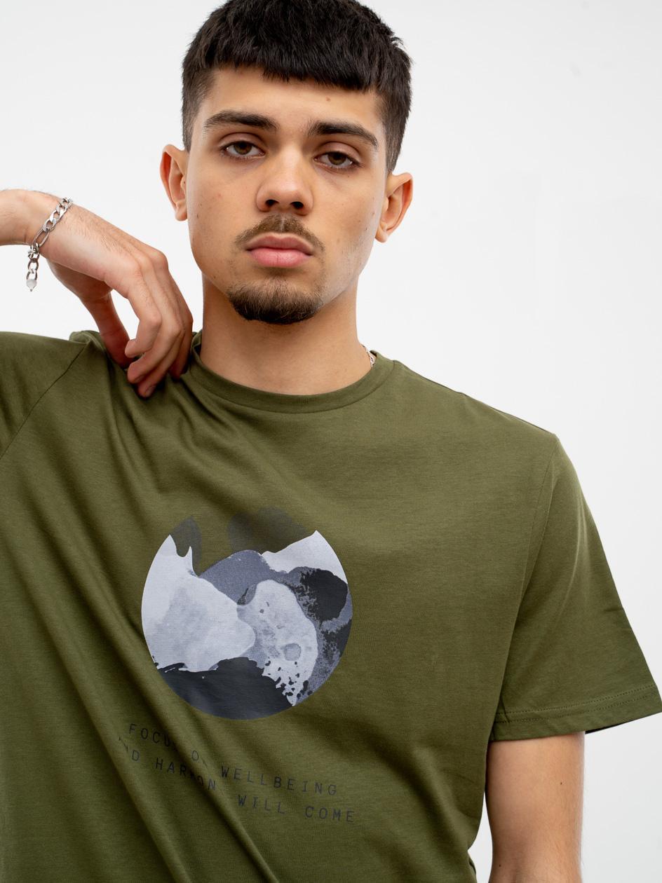 Koszulka Z Krótkim Rękawem Outhorn Harmony Zielona