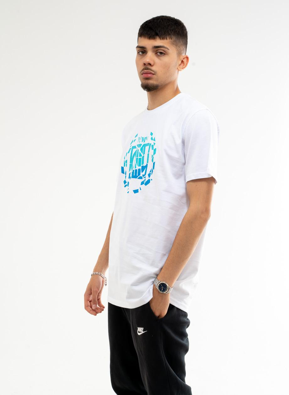Koszulka Z Krótkim Rękawem DIIL Klasyk Double Biała
