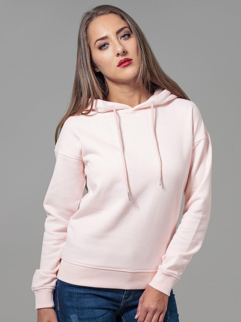 Ladies Hoody Pink TB1524