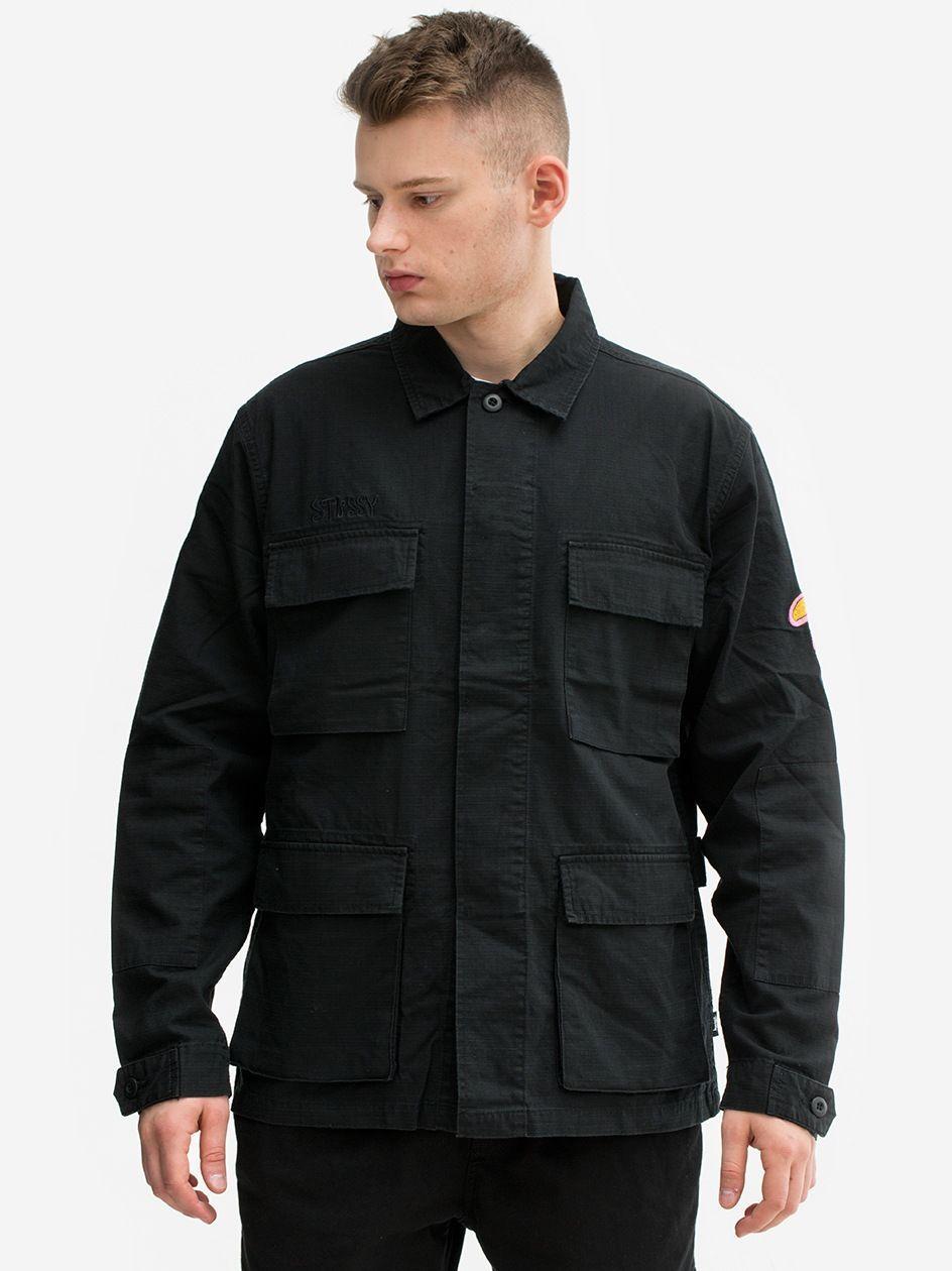 Letts BDU Jacket Black