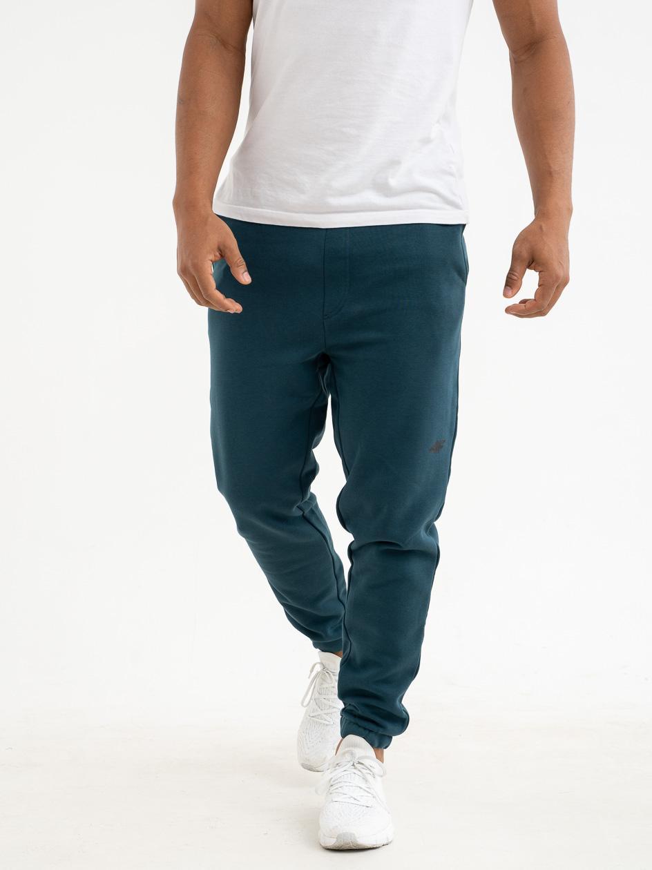 Spodnie Dresowe 4F Classic Zielone