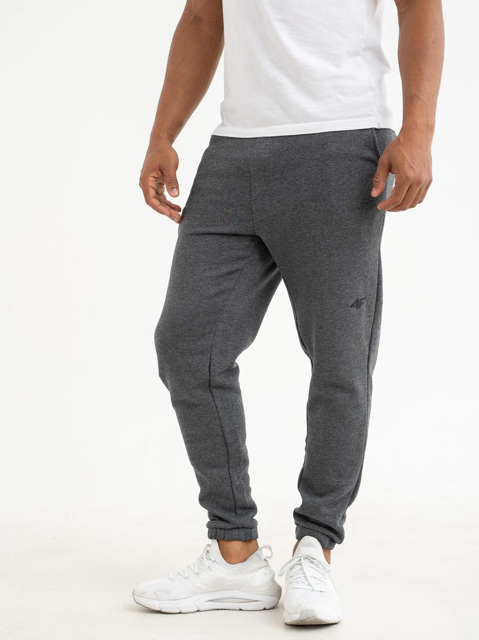 Spodnie Dresowe 4F Classic Ciemne Szare
