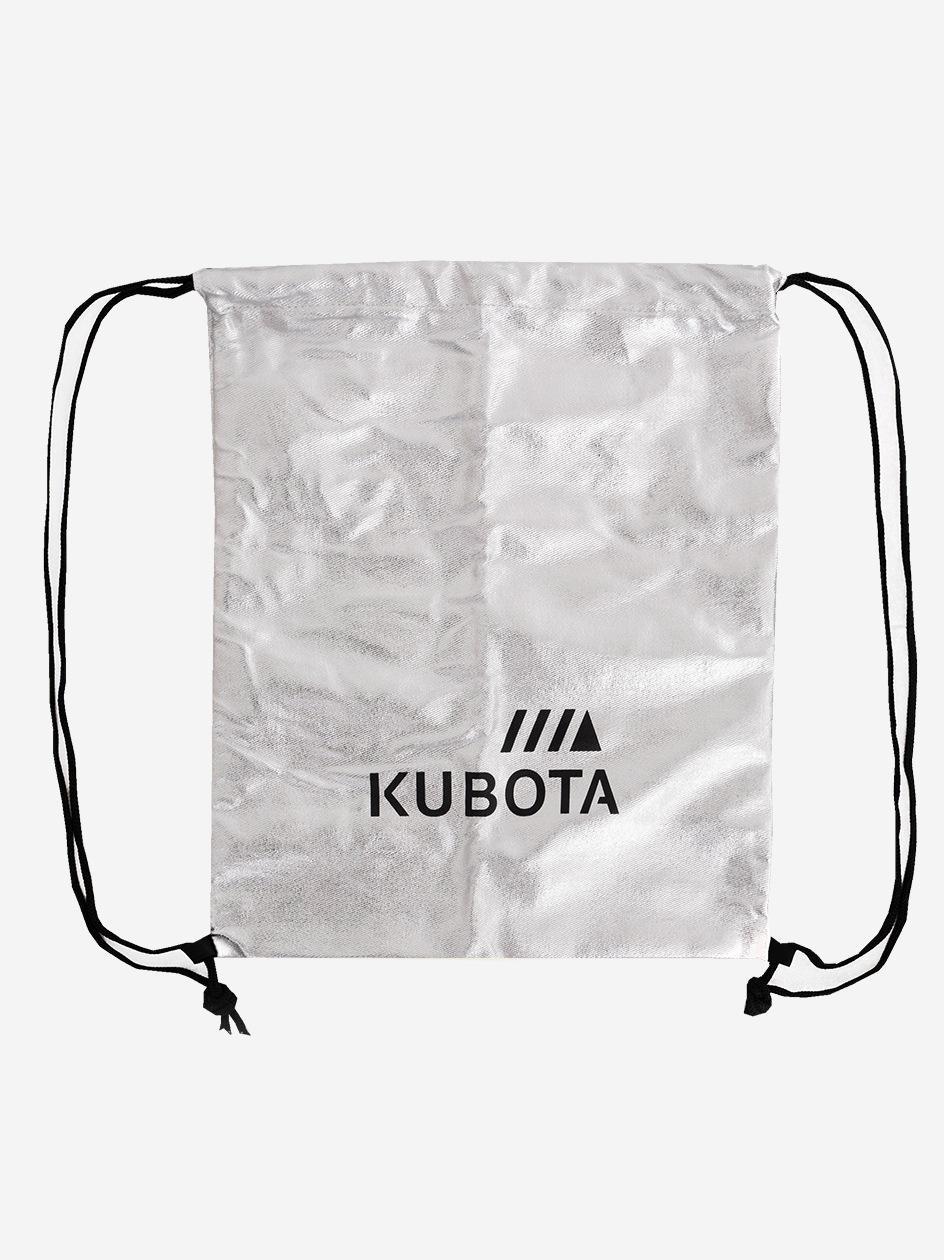 Plecak Worek Kubota Classic Srebny