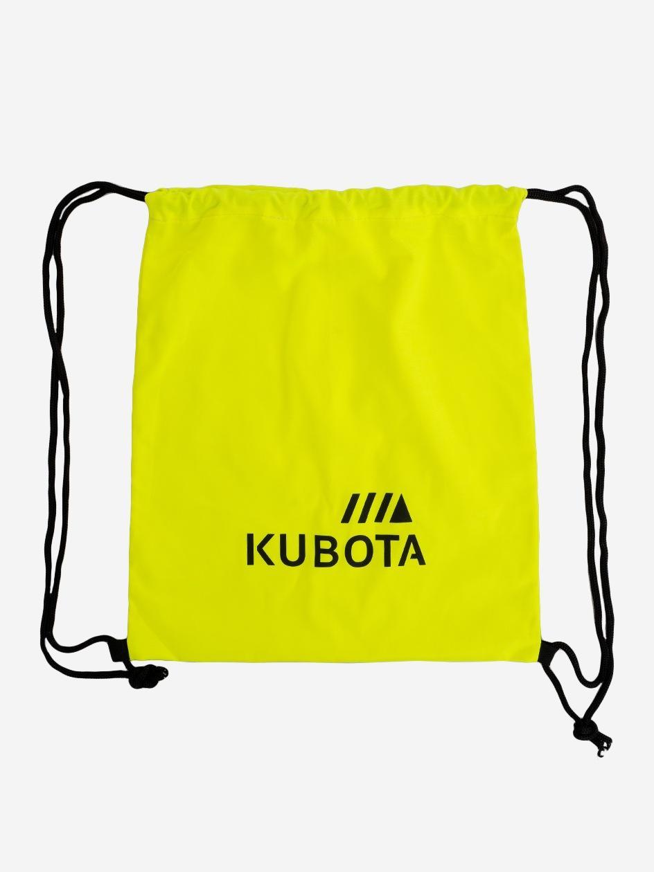 Plecak Worek Kubota Classic Neonowy Żółty