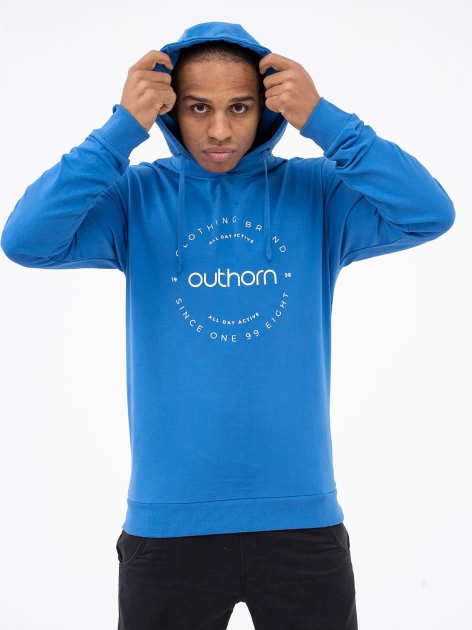 Bluza Z Kapturem Outhorn All Day Active Niebieska