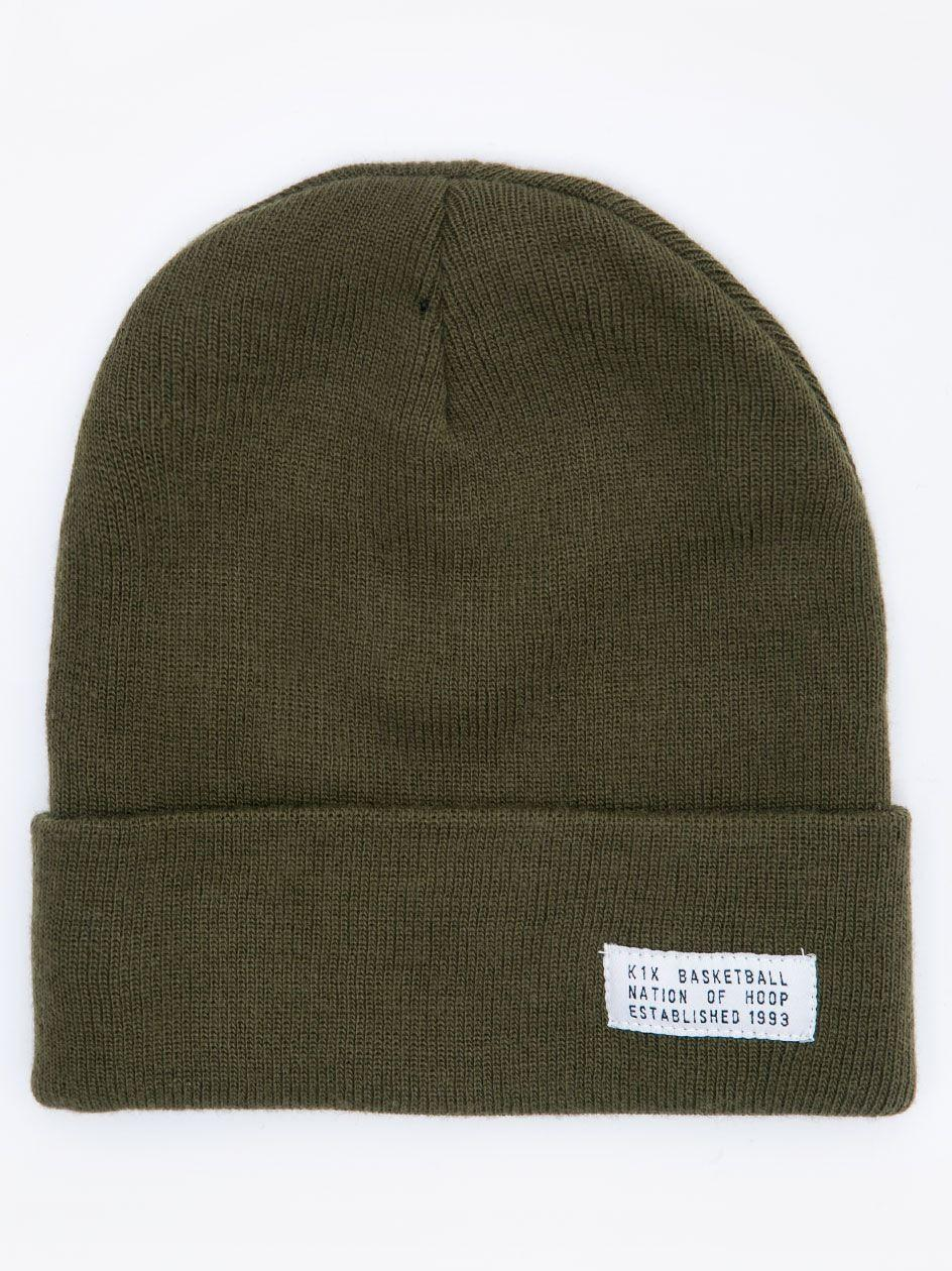 Authentic Beanie Olive
