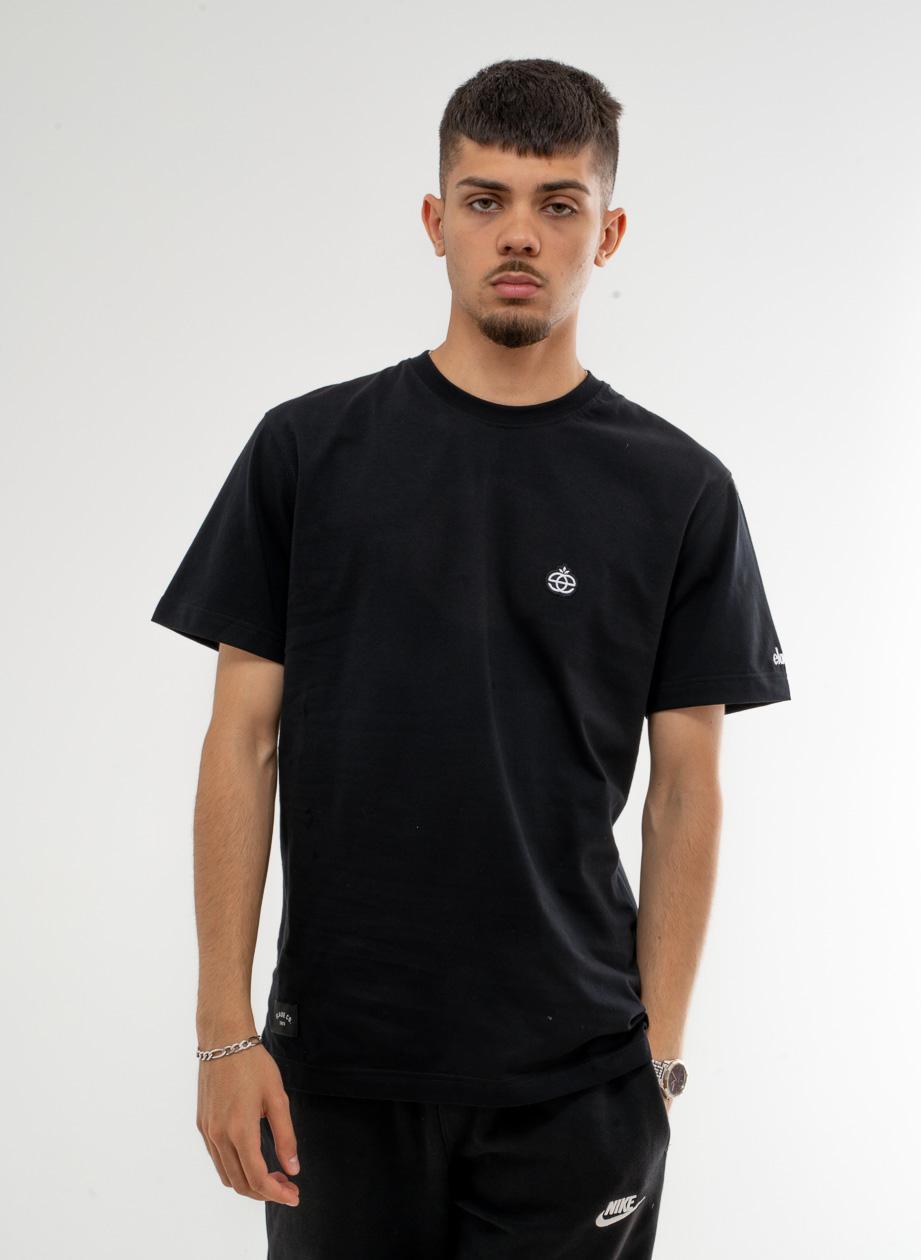 Koszulka Z Krótkim Rękawem Elade Icon Mini Logo Czarna