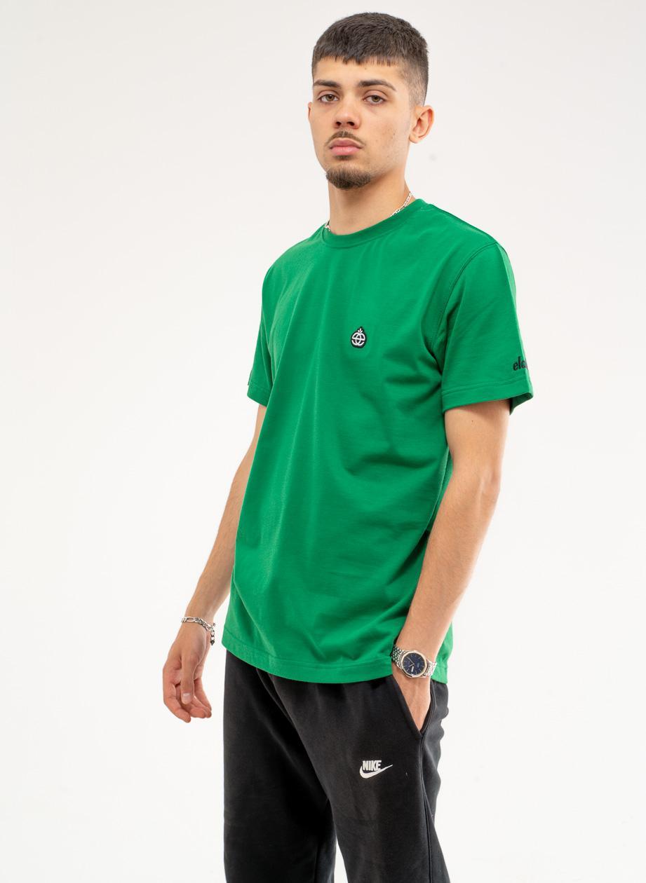 Koszulka Z Krótkim Rękawem Elade Icon Mini Logo Kelly Zielona