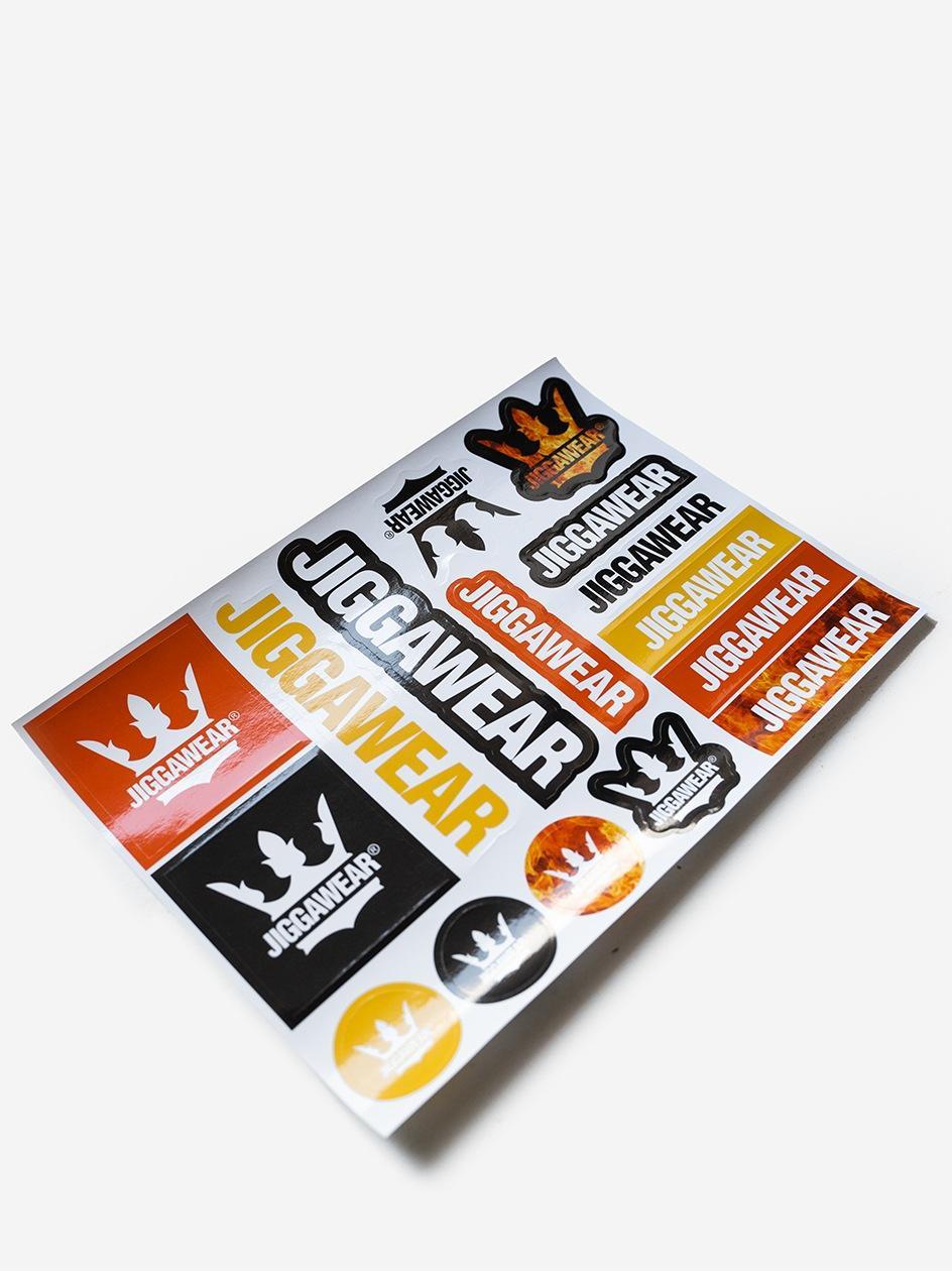 Naklejki Jigga Wear Sticker Set 1