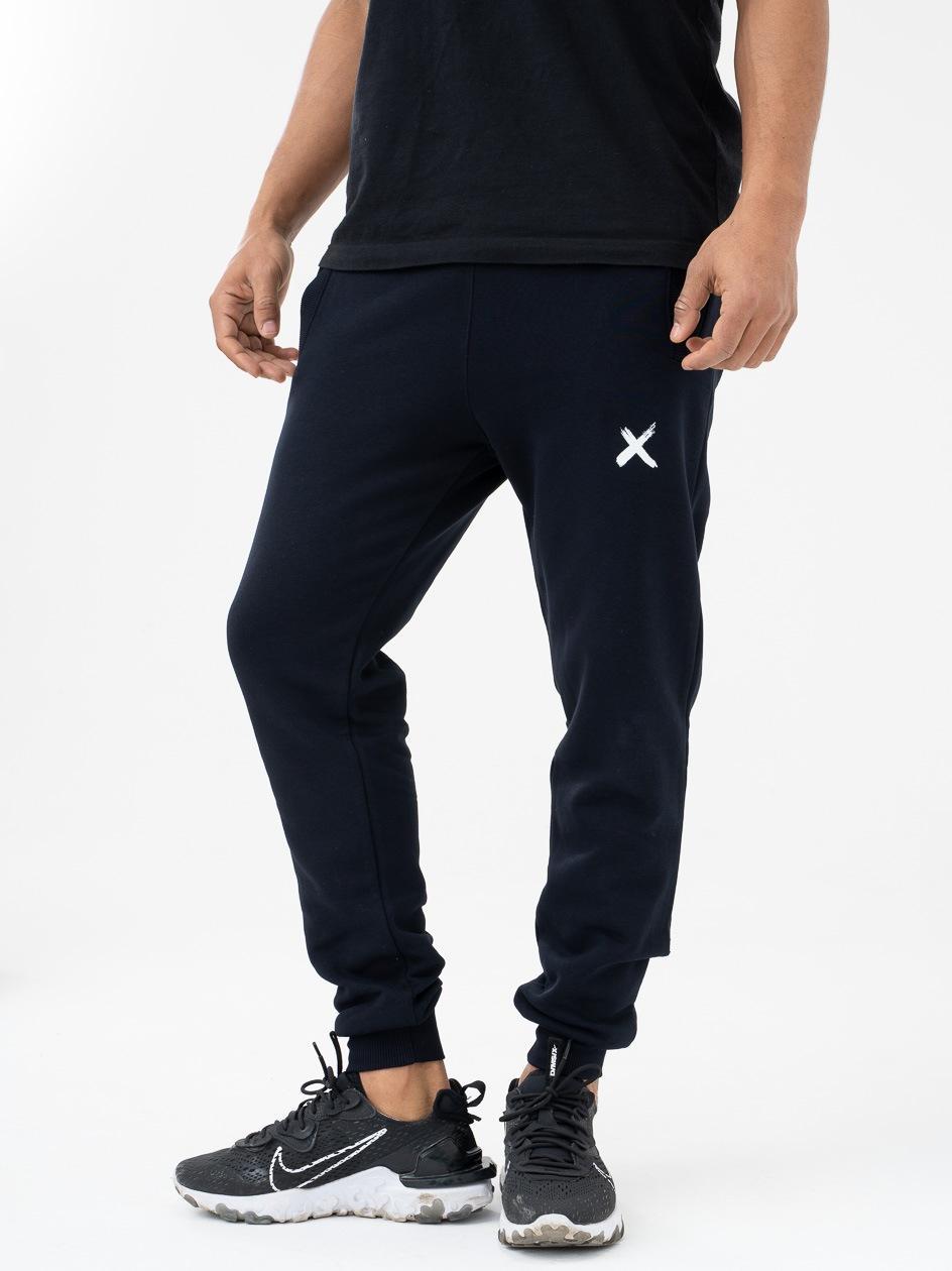 Spodnie Dresowe Point X Mini X Granatowe