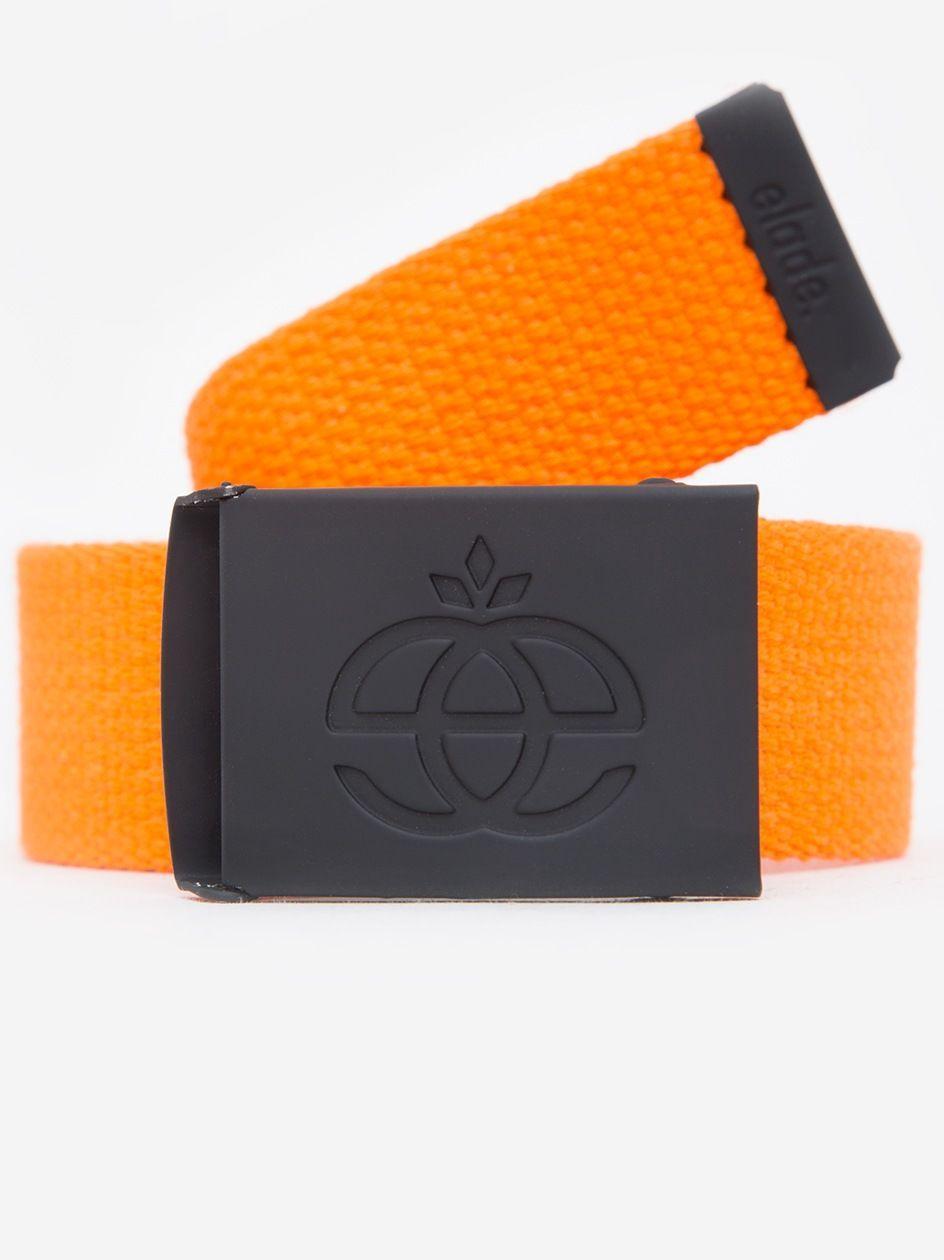 Pasek Parciany Z Klamrą Elade Gum Icon Pomarańczowy