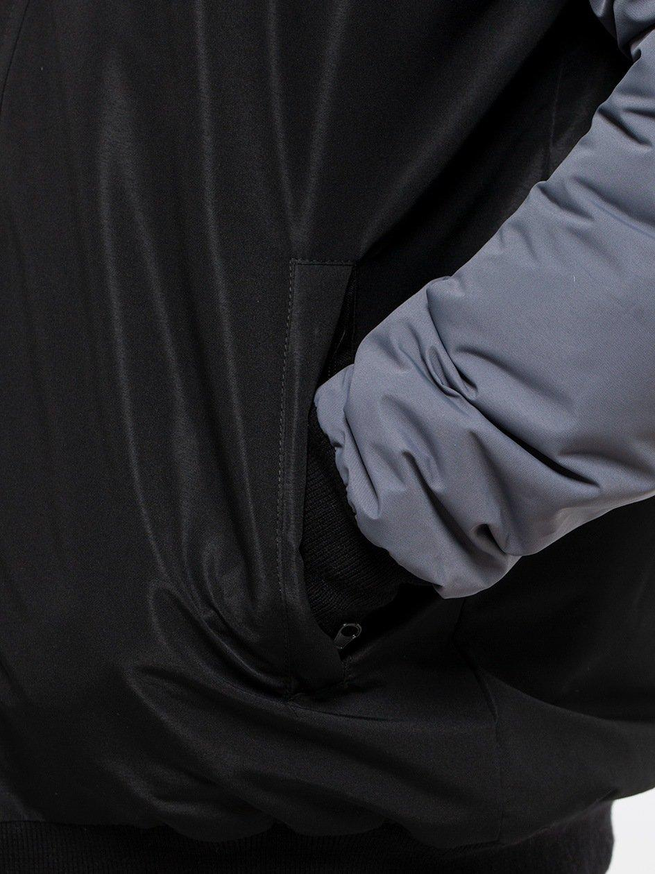 3 Colors Jacket Grey Lime Green Black