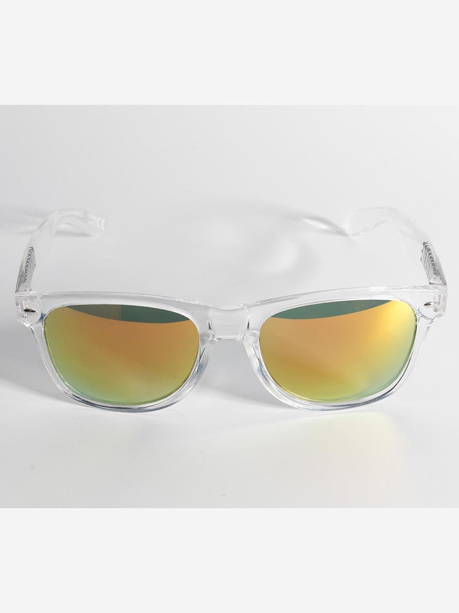 Okulary Przeciwsłoneczne Diamante Wear Storm Przeźroczyste / Pomarańczowe