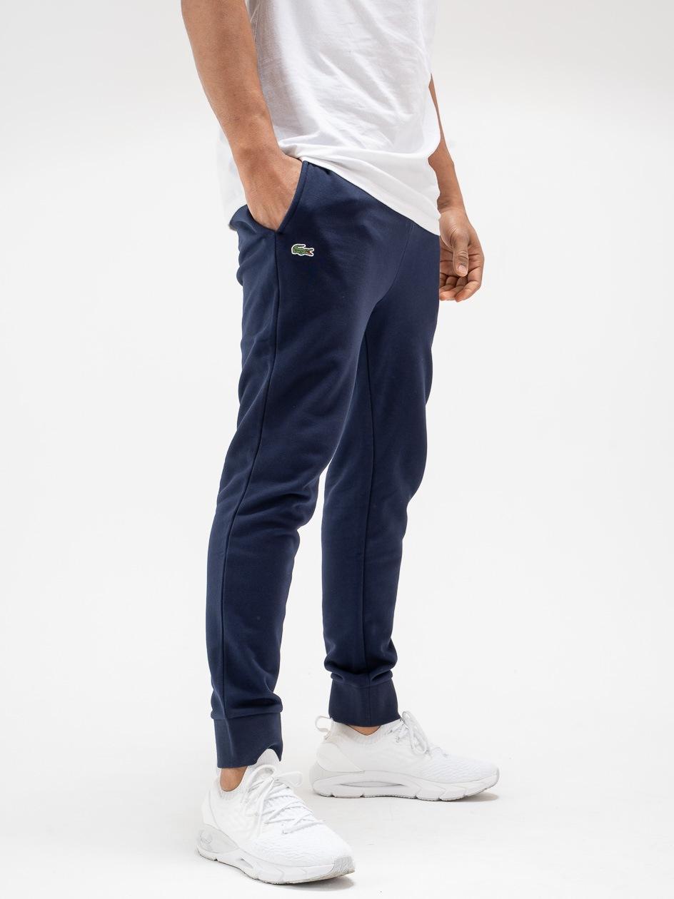 Spodnie Dresowe Lacoste Tennis Granatowe