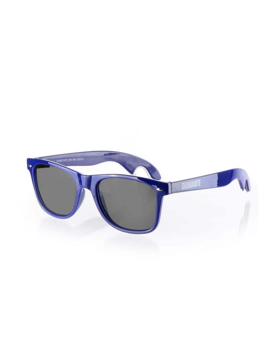 Okulary Przeciwsłoneczne Z Otwieraczem Diamante Wear Opener Granatowe