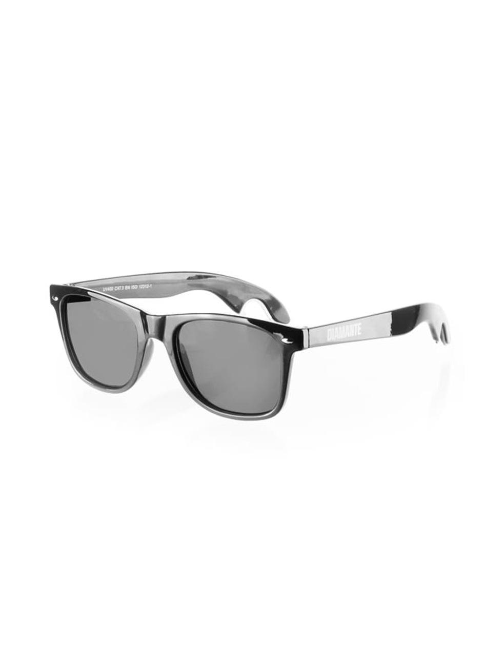 Okulary Przeciwsłoneczne Z Otwieraczem Diamante Wear Opener Czarne