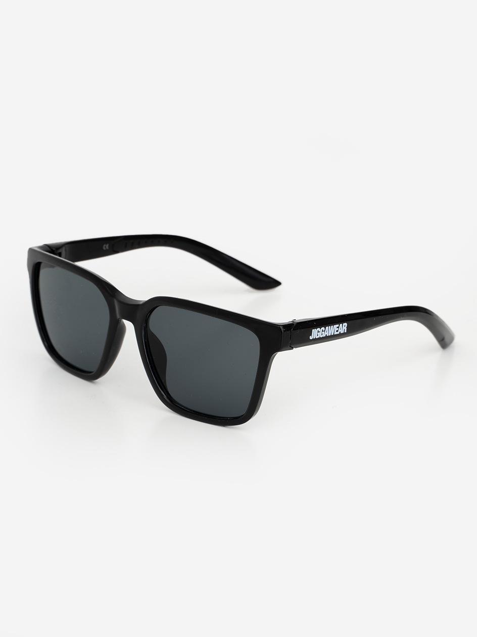 Okulary Przeciwsłoneczne Jigga Wear Round Czarne