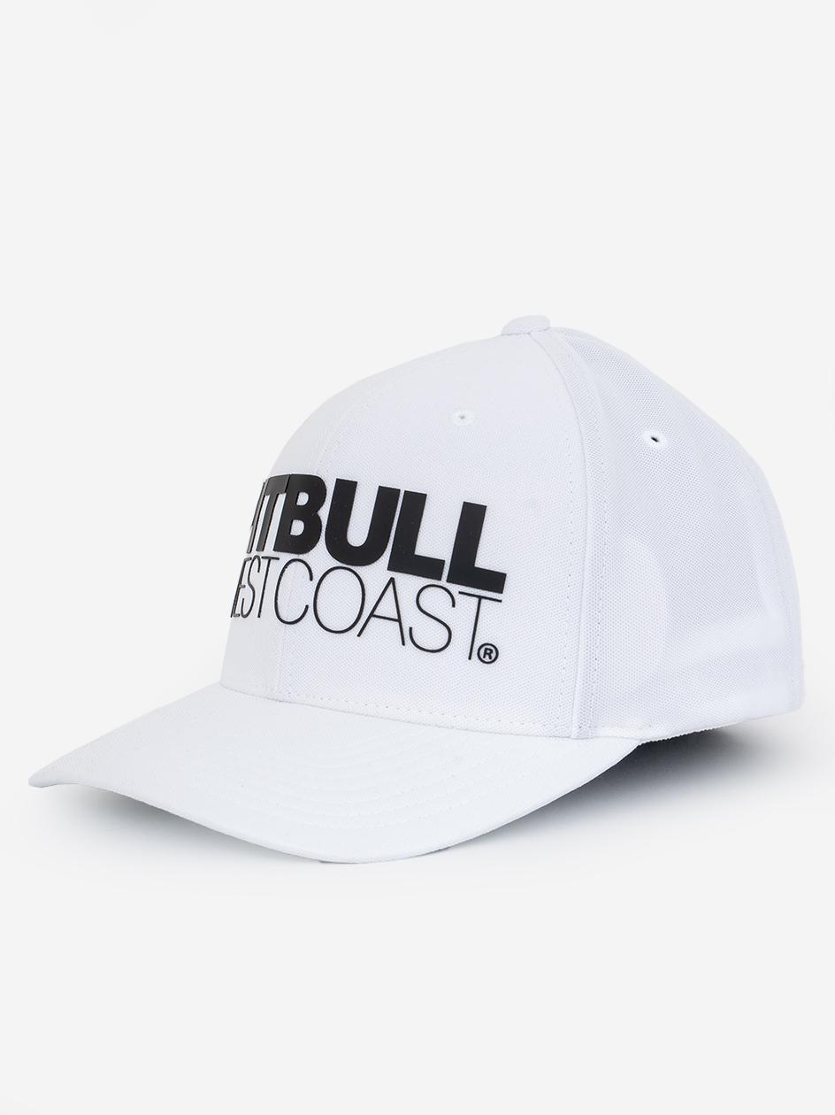 Czapka Z Daszkiem Dadhat Pitbull West Coast Seascape Biała