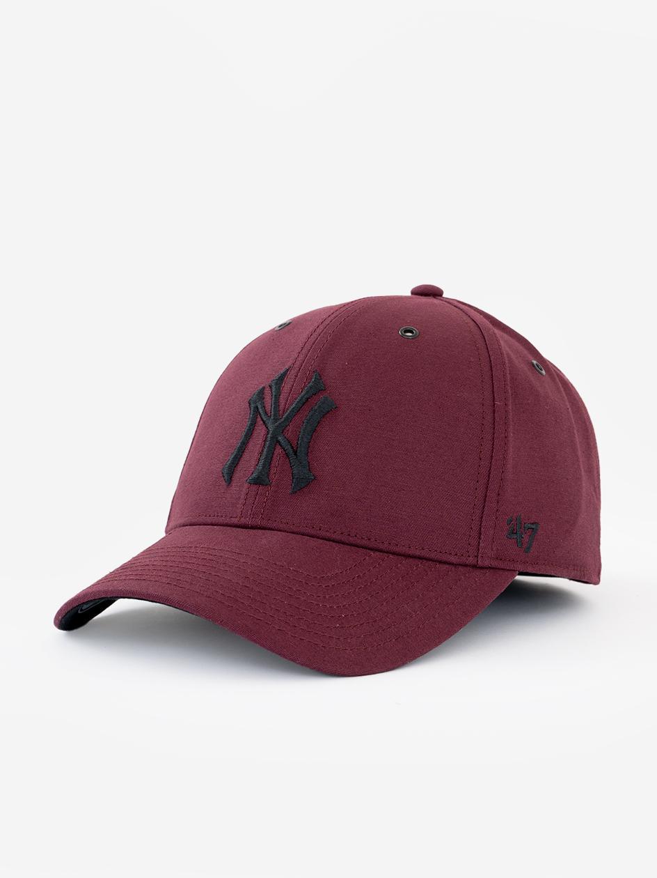 Czapka Z Daszkiem Dad Hat 47 Brand New York Yankees MLB Aerial Boedowa / Czarna