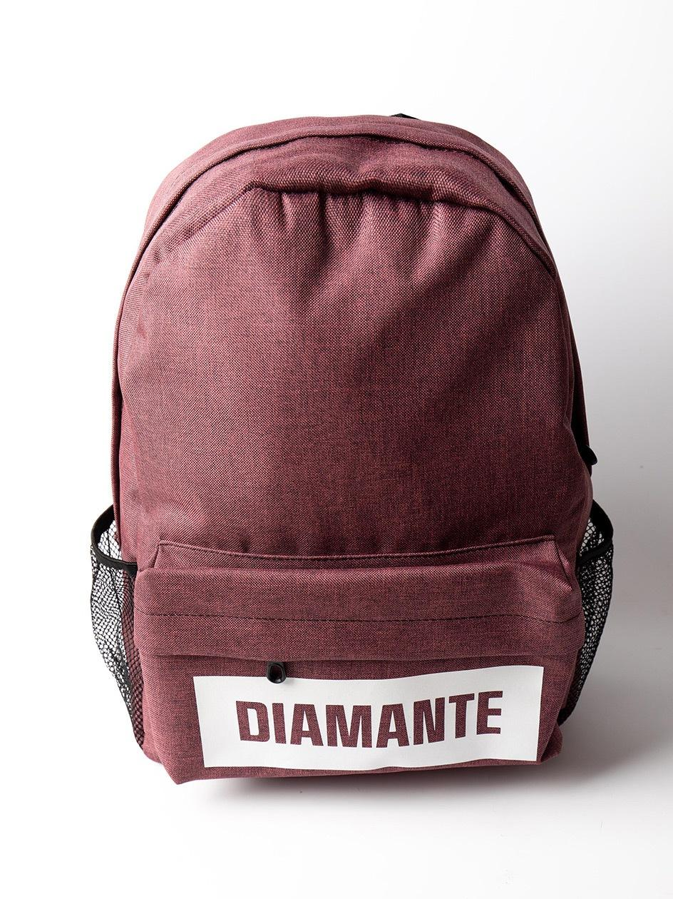 Boxlogo Backpack Burgundy Jeans