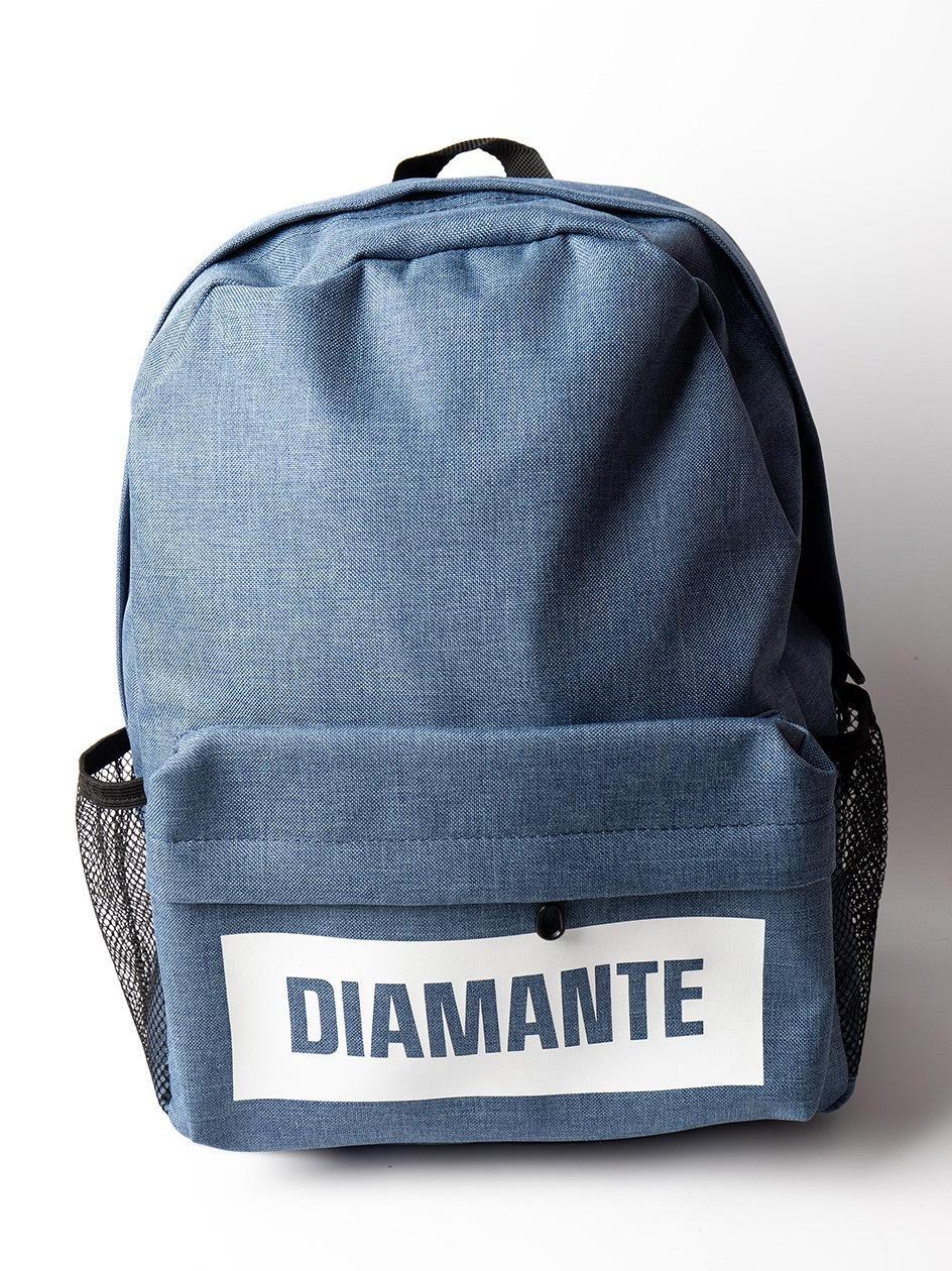 Boxlogo Backpack Blue Jeans