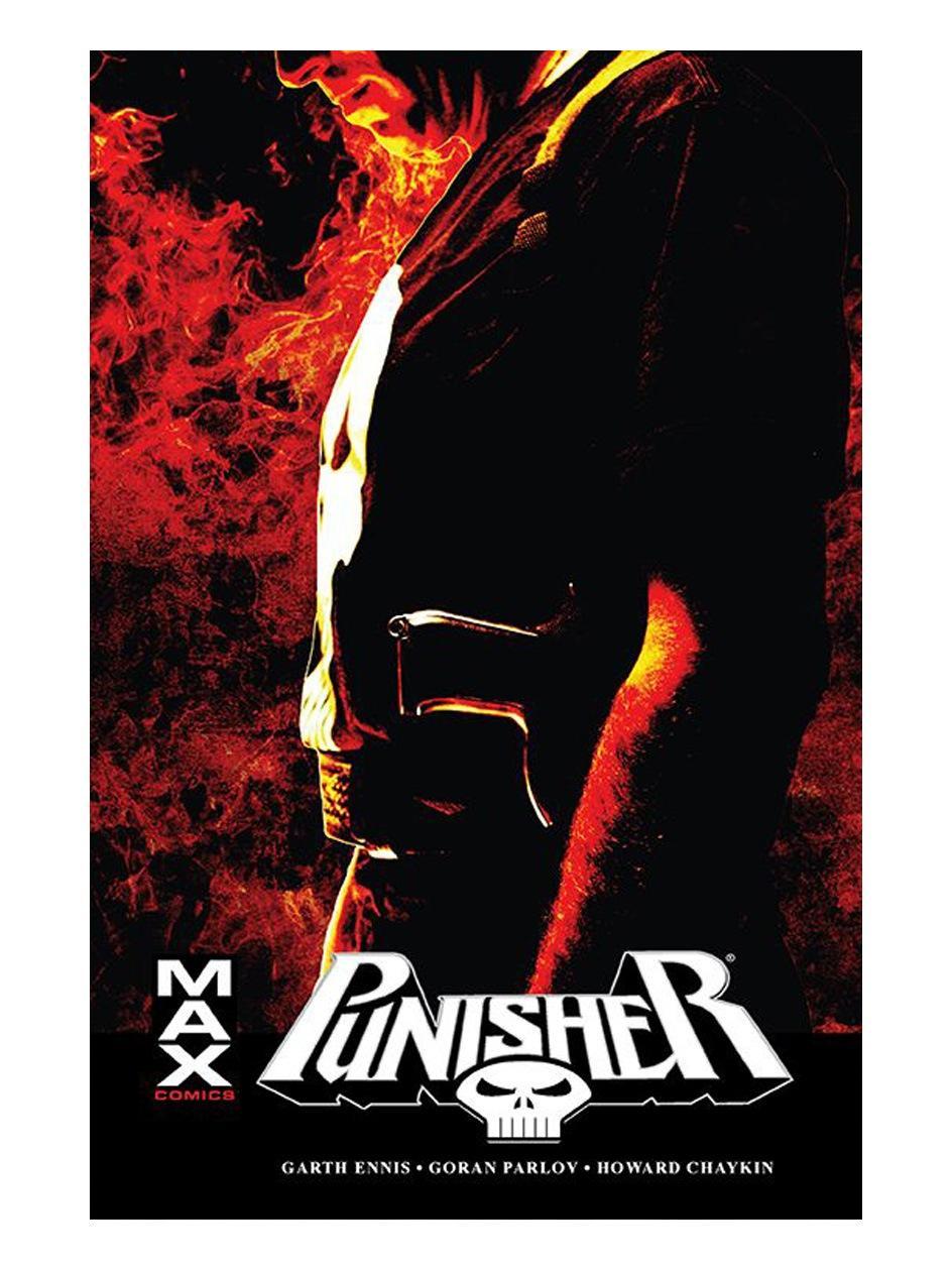 Punisher Max. Tom 5