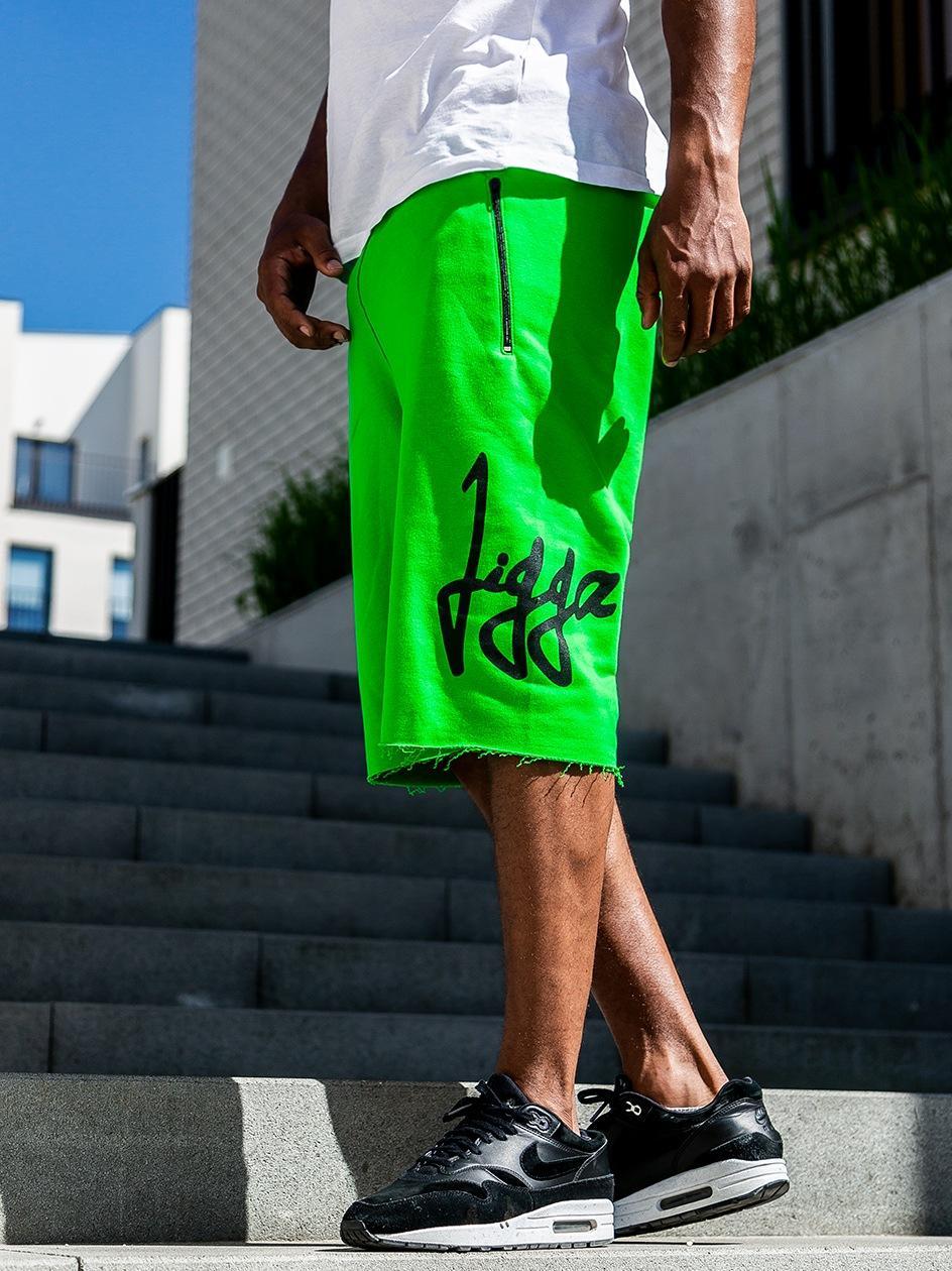 Signature Shorts Green