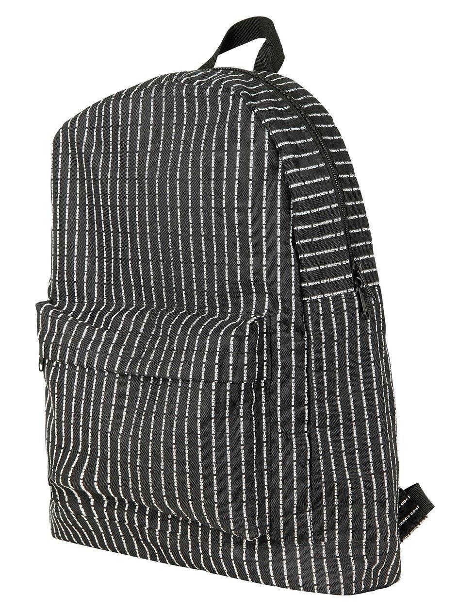 MT898 Fuckyou Backpack Black