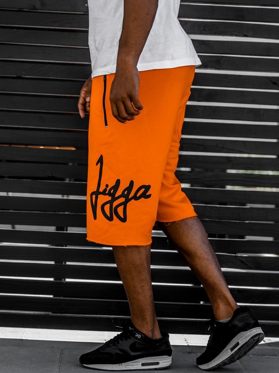 Signature Shorts Orange