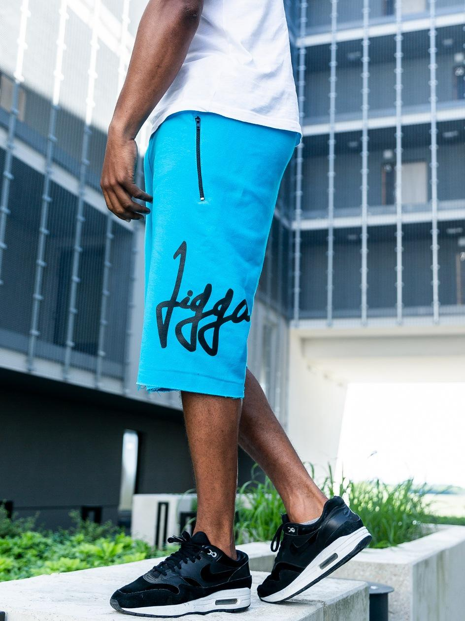 Signature Shorts Turquoise