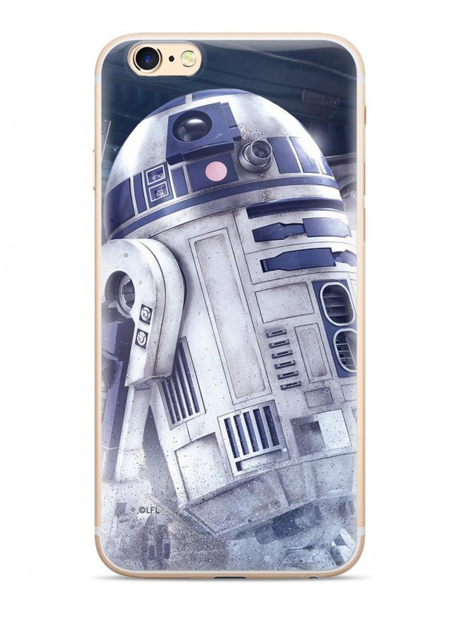 Etui Star Wars R2D2 001 Niebieskie