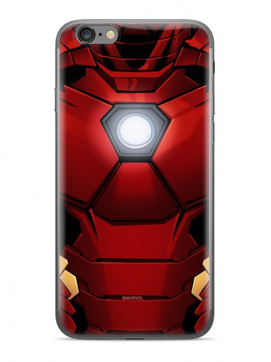 Etui Marvel Iron Man 020 Czerwone