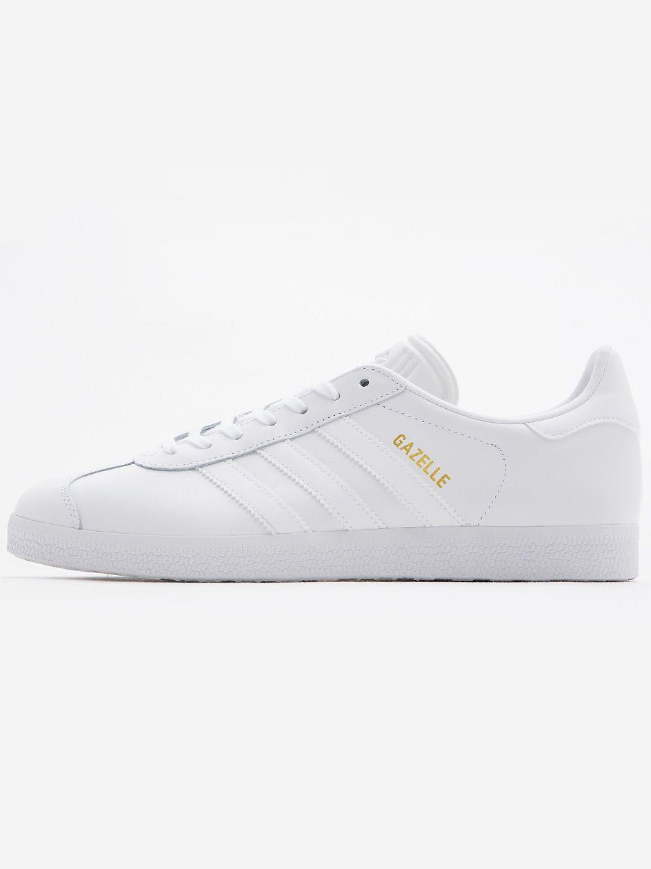 Buty Sportowe adidas Originals Gazelle Białe