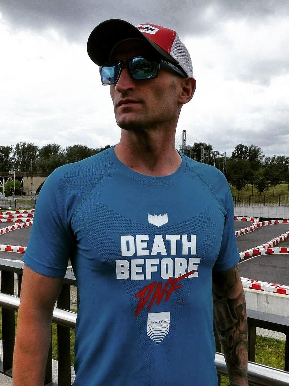 Death Before DNF Blue