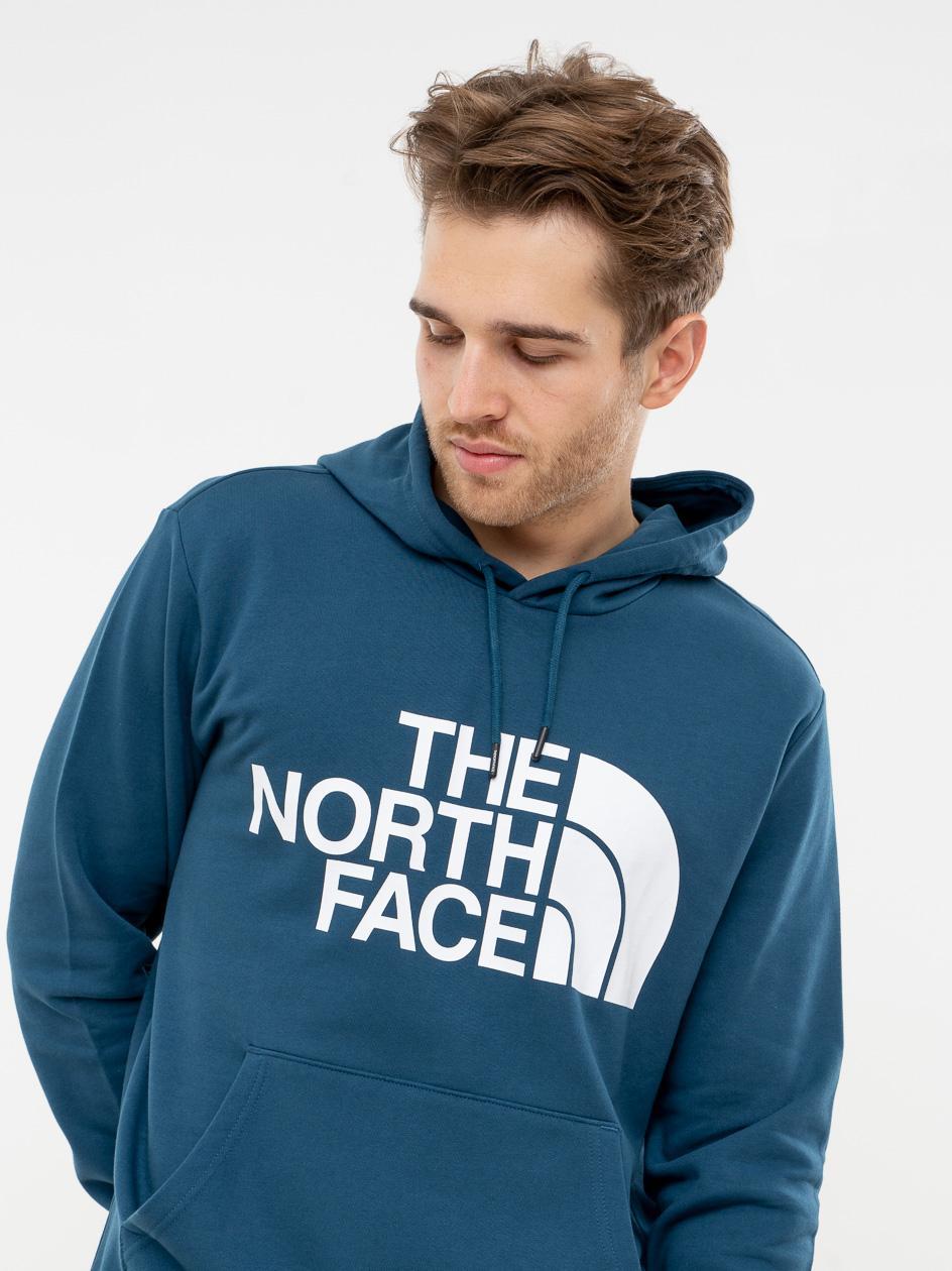 Bluza Z Kapturem The North Face Standard Ciemna Niebieska
