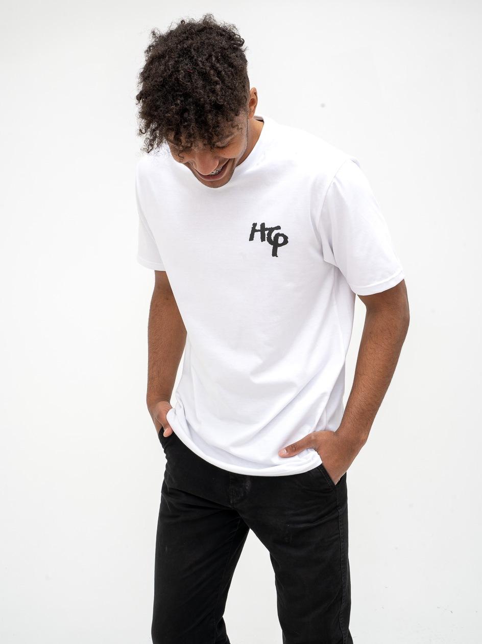 Koszulka Z Krótkim Rękawem DIIL Small HG Biała