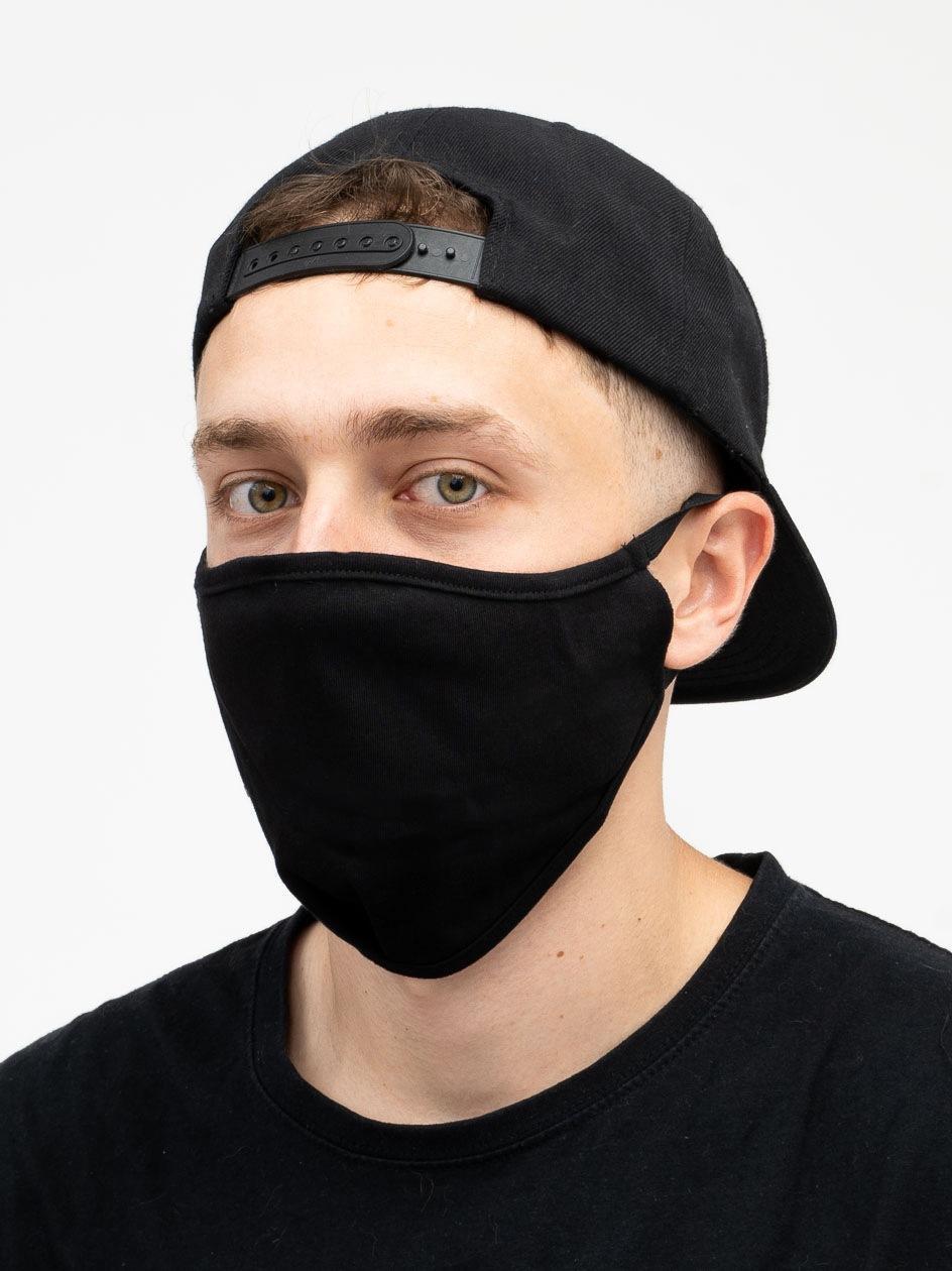 Maska Streetwearowa MyStars Basic Czarna