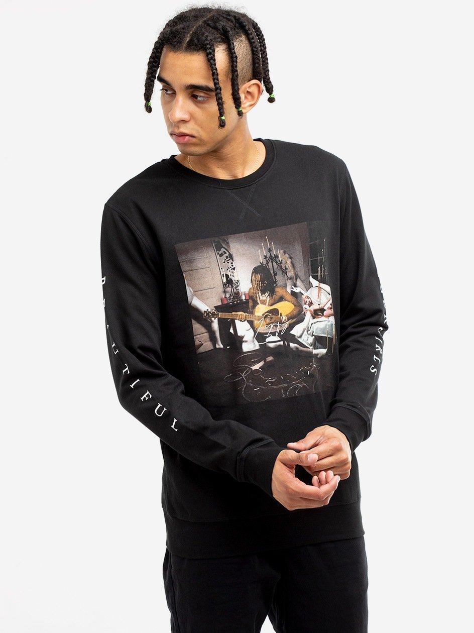 MC397 Young Thug Album Cover Crewneck Black