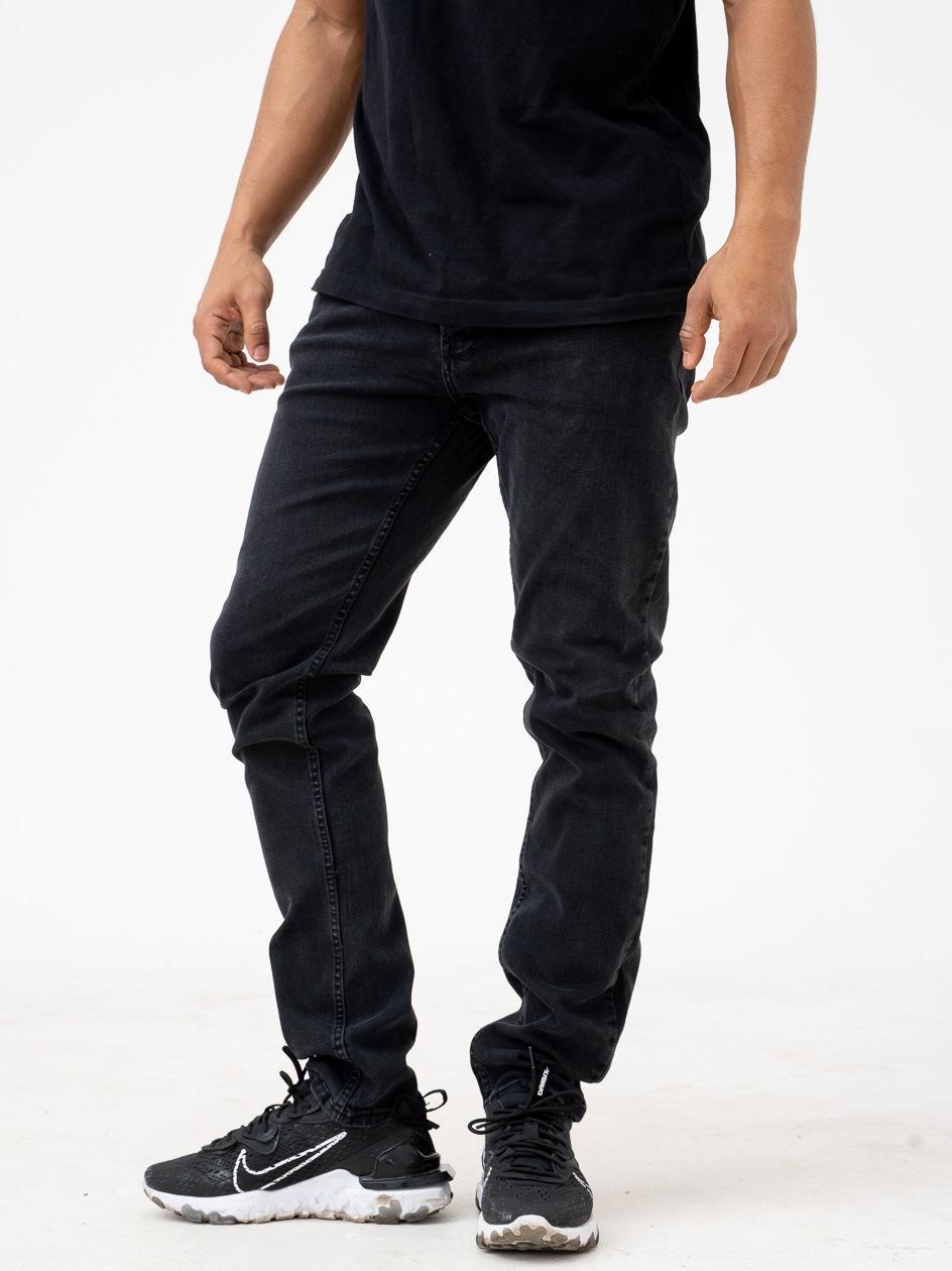 Spodnie Jeansowe Breezy Core Premium Czarne