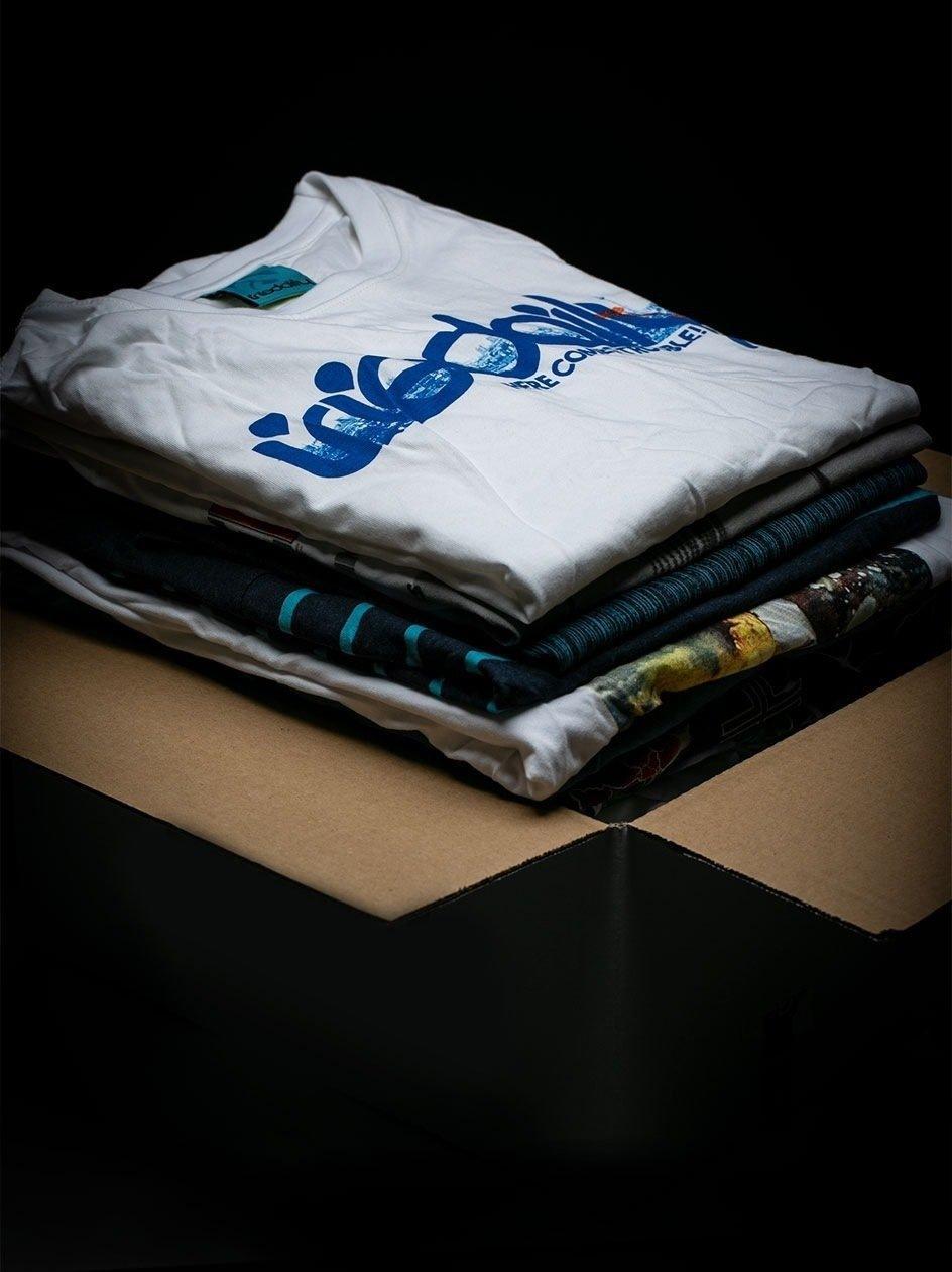 Zestaw 5 x Koszulka Blind Box