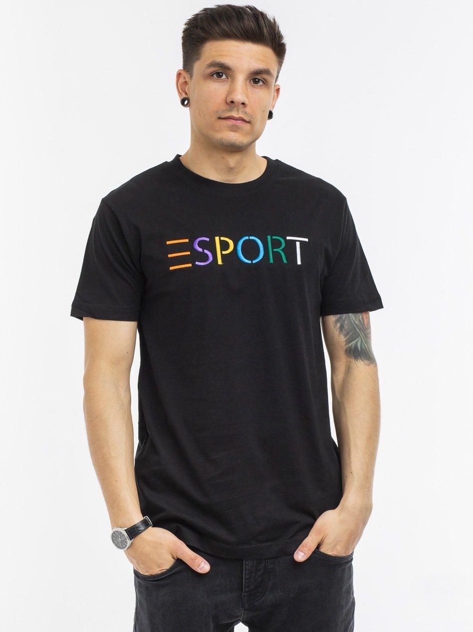 MT892 Esport Tee Black