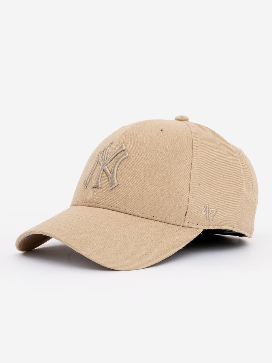 Czapka Z Daszkiem Snapback 47 Brand New York Yankees MVP Khaki
