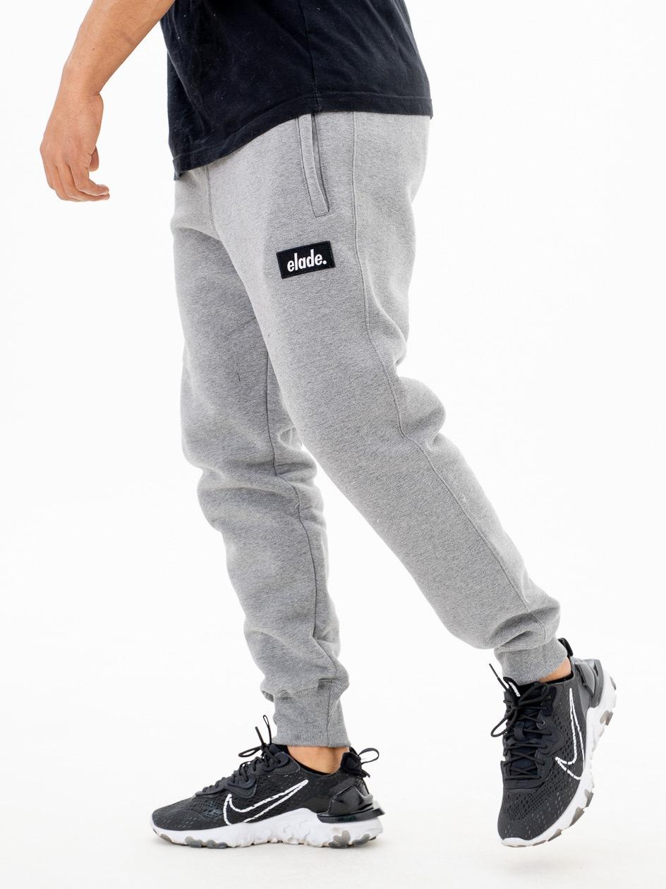 Spodnie Dresowe Elade Sweatpants Classic Szare