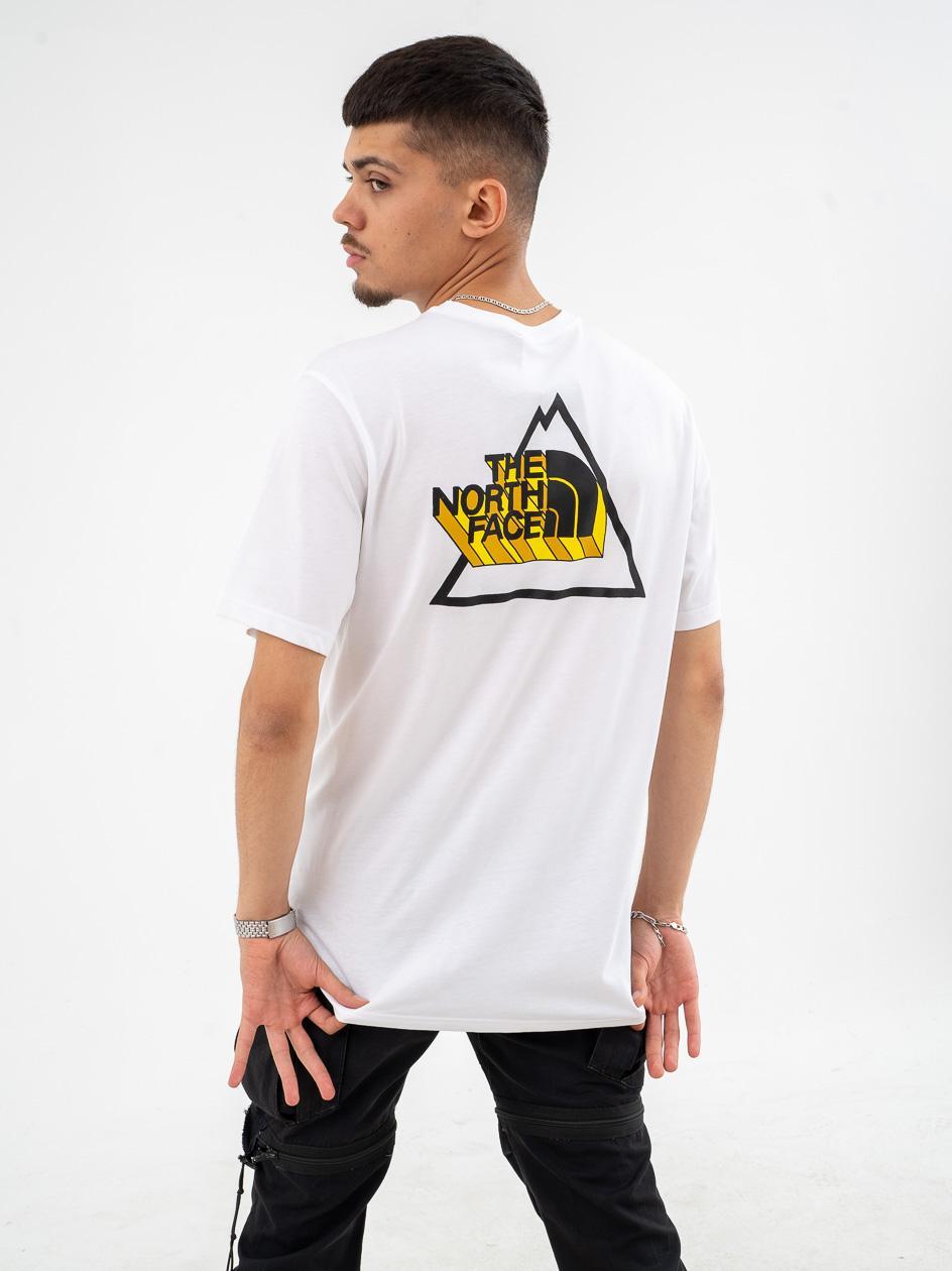 Koszulka Z Krótkim Rękawem The North Face 3yama Biała