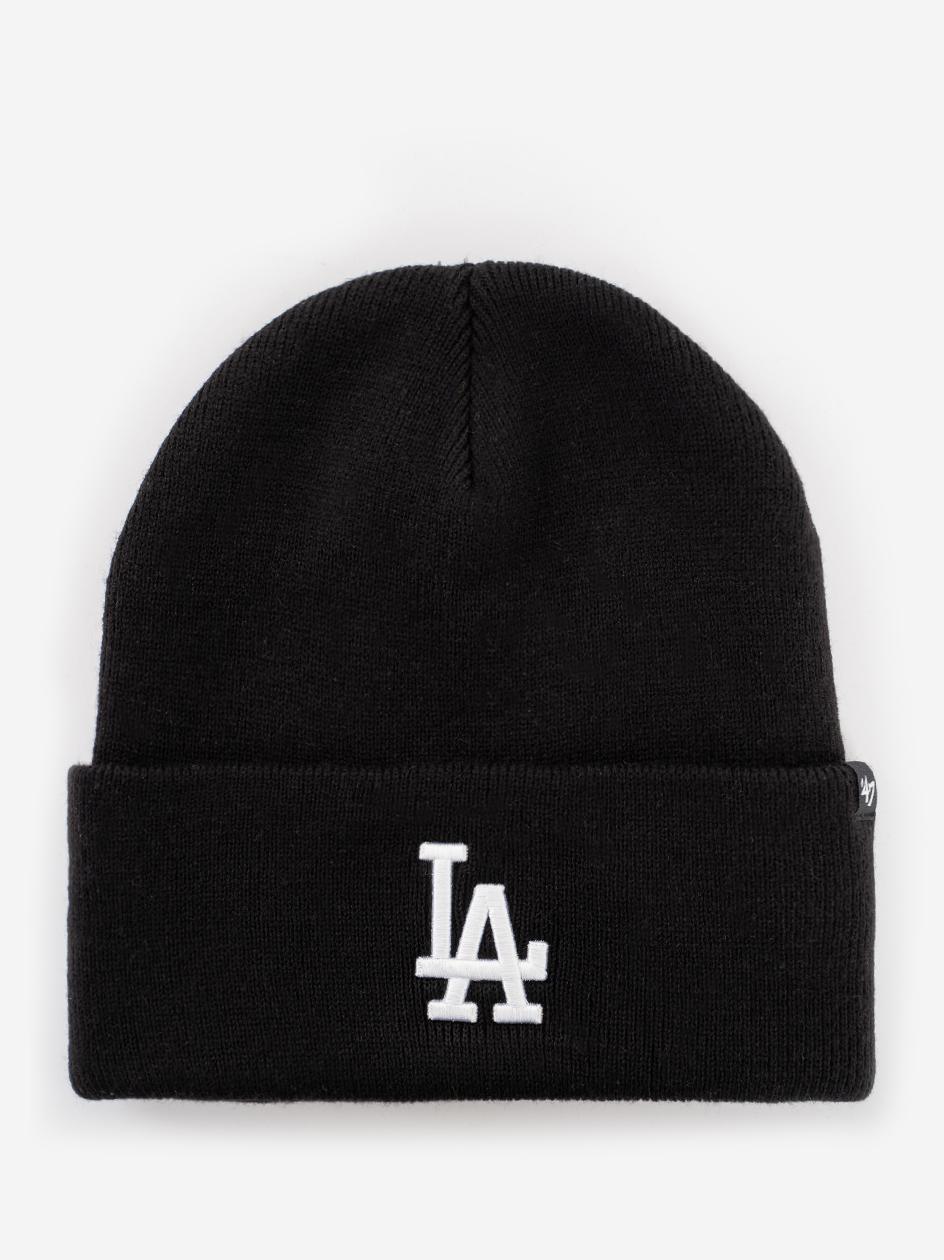Czapka Zimowa 47 Brand Los Angeles Dodgers MLB Haymaker '47 Czarna