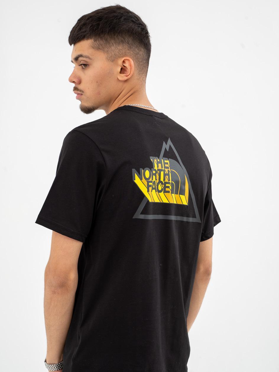 Koszulka Z Krótkim Rękawem The North Face 3yama Czarna